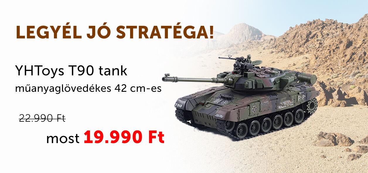 YHT90 tank