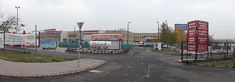 utcakép az üzletről