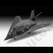 Revell 1:72 Lockheed Martin F-117A Nighthawk