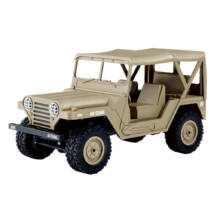 Subotech BG1522 4WD Off-road U.S. M151 Military Jeep 1/14 15km/h sivatagi