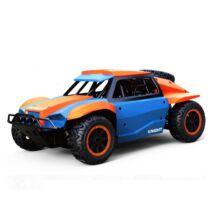 Masszív távirányítós terepjáró 30cm 20km/h Knight kék-narancs