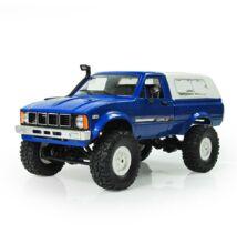 Valósághű Toyota Pickup távirányítós autó 10km/h WPL C24 kék