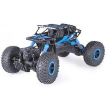 Sziklamászó gyerek távirányítós autó 4WD Rock Crawler 28cm kék