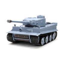 Heng Long German Tiger 1 műanyaglövedékes távirányítós tank 1/16 2.4Ghz