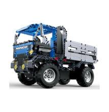 Ninco: Tecnic Mega Truck összeépíthető távirányítós teherautó 638-darabos