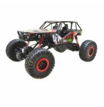 Rock Crawler 4WD távirányítós óriás sziklamászó autó 1/10 piros