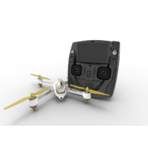 HUBSAN H501S X4 AIR GPS drón 20 perc repülési idővel