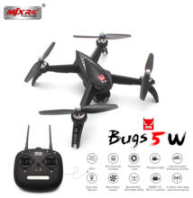 MJX Bugs5W brushless GPS drón 16p repülési idő