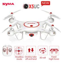 SYMA X5UC HD kamerás lebegő drón - automatikus fel/leszállással