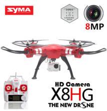 SYMA X8HG - 8MP akció kamerás, lebegős drón