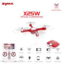 SYMA X25W élőképes drón automatikus lebegéssel, optikai pozíciótartással
