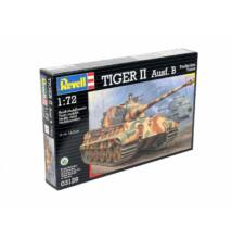 Revell 1:72 Tiger II Ausf. B Production Turret