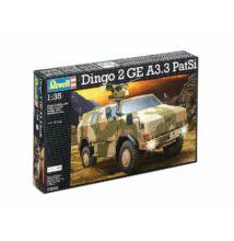 Revell 1:35 Dingo 2 GE A3.3 PatSi