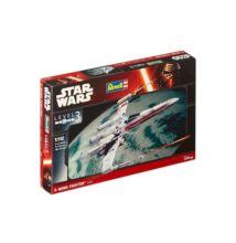 Revell 1:112 X-Wing Fighter Star Wars makett