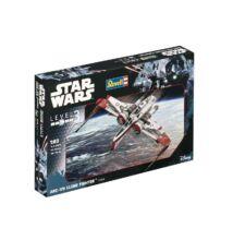 Revell 1:83 ARC-170 Clone Fighter Star Wars makett