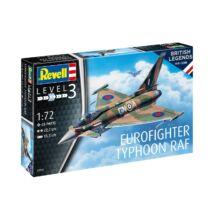 Revell 1:72 Eurofighter Typhoon RAF 100 Years of British Legends