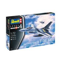 Revell 1:72 Lockheed Martin F-16 MLU 100th anniversary 1st Squadron, Florennes