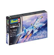 Revell 1:144 Suchoi Su-27 Flanker repülő makett