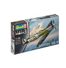 Revell 1:48 Supermarine Spitfire Mk.II repülő makett