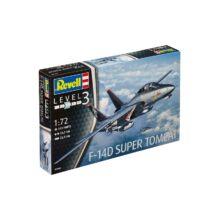 Revell 1:72 F-14D Super Tomcat Grumman repülő makett