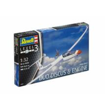 Revell 1:32 Gliderplane Duo Discus & Engine