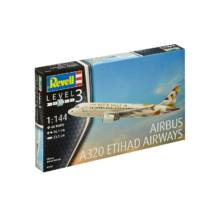 Revell 1:144 Airbus A320 Etihad Airways