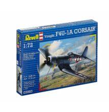 Revell 1:72 Vought F4U-1A Corsair repülő makett