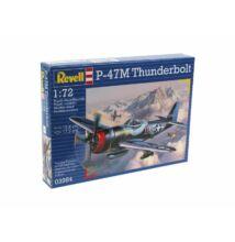 Revell 1:72 P-47M Thunderbolt repülő makett