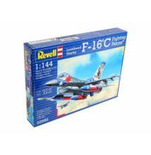 Revell 1:144 Lockheed Martin F-16C Fighting Falcon repülő makett
