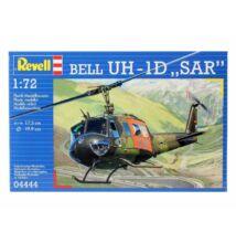 """Revell 1:72 Bell UH-1D """"SAR"""" helikopter makett"""