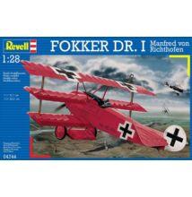 Revell 1:28 Fokker Dr.I Manfred von Richthofen