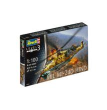 Revell 1:100 Mil Mi-24D Hind