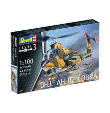 Revell 1:100 Bell AH-1G Cobra