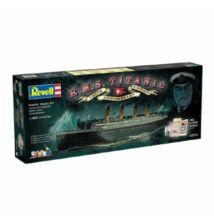 Revell 1:400 R.M.S. Titanic 100th Anniversary Edition Gift SET hajó makett