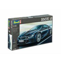 Revell 1:24 BMW i8 autó makett