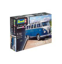 Revell 1:16 Volkswagen T1 Samba Bus autó makett