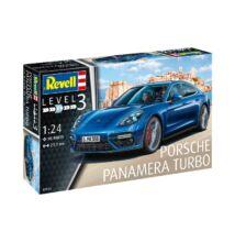 Revell 1:24 Porsche Panamera Turbo autó makett