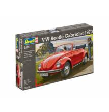 Revell 1:24 VW Beetle Cabriolet 1970