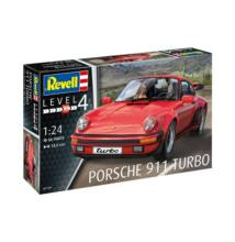 Revell 1:24 Porsche 911 Turbo
