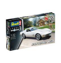Revell 1:32 Corvette C3 autó makett