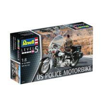 Revell 1:8 US Police Motorbike