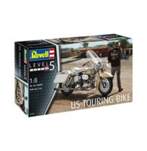 Revell 1:8 US Touring Bike