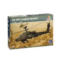 Italeri 1:48 AH-64D Longbow Apache helikopter makett