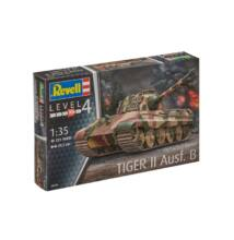 Revell 1:35 Henschel Turret Tiger II Ausf. B