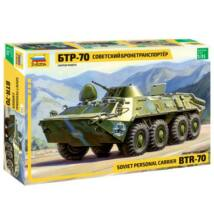 Zvezda 1:35 Russian Personnel Carrier BTR-70