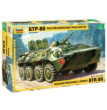 Zvezda 1:35 Russian Armored Personnel Carrier BTR-80
