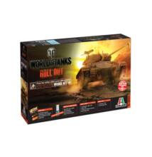 Italeri 1:35 M24 Chaffee WORLD of TANKS