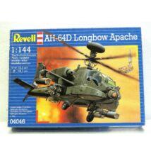 Revell 1:144 AH-64D Apache helikopter makett