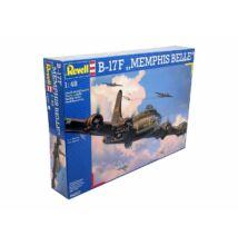 """Revell 1:48 B-17F """"Memphis Belle"""""""