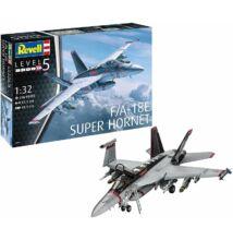 Revell 1:32 F/A-18E Super Hornet repülő makett